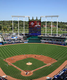 Kansas City - Royals Baseball Park