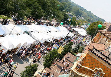 Kansas City - Plaza Art Fair