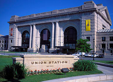 Kansas City - Union Station Exterior
