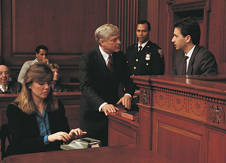 legal - courtroom