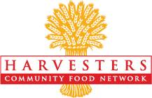 Participation - Harvesters Community Food Network Logo